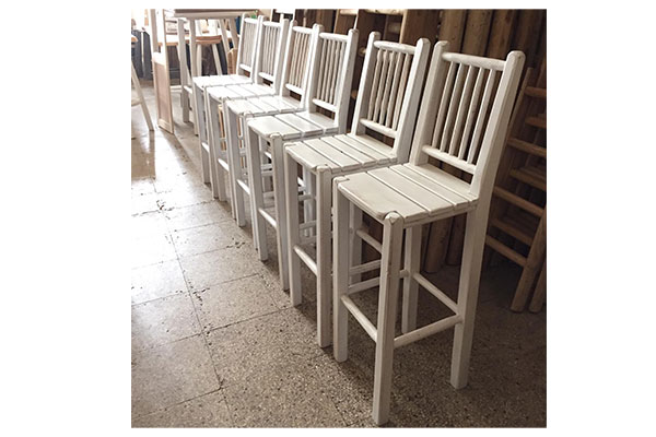 Produttori Di Sedie In Legno.Sedie In Legno Di Castagno Artigianali Arte Rustica